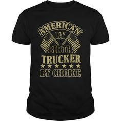 Get yours nice Trucker By Choice NEW GIFT Shirts & Hoodies.  #gift, #idea, #photo, #image, #hoodie, #shirt, #christmas