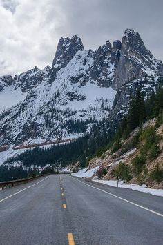 North Cascades Highway, Washington - Most Scenic Drives in the USA