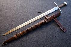 VA-180-SE The Norman Blacksmithing Ideas, Serpentina, 11th Century, Knives And Swords, Archery, Arrows, Norman, Wands, Vikings
