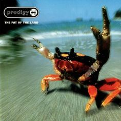 Carátula Frontal de The Prodigy - The Fat Of The Land