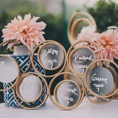 Fresh Escort Card Ideas : Brides.com