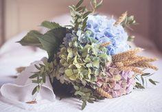 ramo novia hortensias Wedding Planner, Wedding Flowers, Plants, Vignettes, Babyshower, Bouquets, Wedding Ideas, Weddings, Hydrangeas