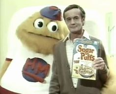 "The Honey Monster with Henry McGee - Sugar Puffs TV Advert "" Tell 'em about the honey mummy. Tv Adverts, Tv Ads, 1980s Childhood, My Childhood Memories, Cinema, Kids Tv, I Remember When, Classic Tv, My Memory"
