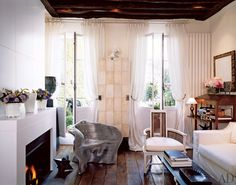 Inspiring Living Rooms of Architects and Designers Photos | Architectural Digest