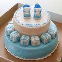 HERZLICHEN GLÜCKWUNSCH an Isabella und Stefan zu ihrem Sohn Fabian und DANKE, dass ich auch bei der Taufe euer Fotograf sein durfte! Birthday Cake, Desserts, Thanks, Tailgate Desserts, Birthday Cakes, Dessert, Postres, Deserts, Birthday Cookies