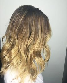 Give your hair a little spring cleaning - go from dark winter tones to bright spring balayage. Hair A, Your Hair, Dark Winter, Bright Spring, Colorful Hair, Spring Cleaning, Hair Color, Long Hair Styles, Beauty