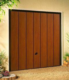 Garador offer popular new alternative to timber garage doors