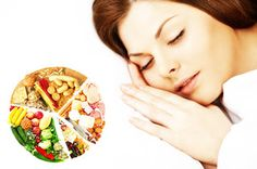 Sleep and Diet ~ CURENATURE.com