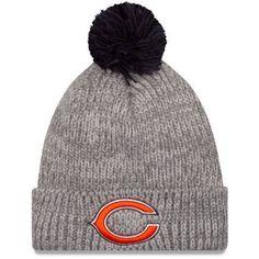 34faab8a9b1 Chicago Bears Cuff Start Knit Beanie by New Era