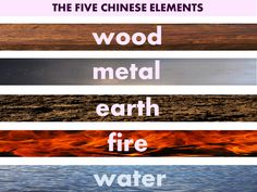 Five Chinese Elements Vedic Horoscope, Face Reading, Chinese Element, Metal Earth, Chinese Mythology, Fifth Element, Number 5, Chinese Medicine, Chinese Culture