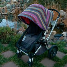 Bugaboo Canopy Stroller Cover Cameleon Canopy Custom by bbsprouts, $72.00  READY TO SHIP