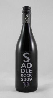 2009 Saddlerock Pinot Noir
