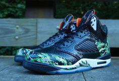"Air Jordan 5 ""Best of Both Worlds"" By Mache & JBF Customs"