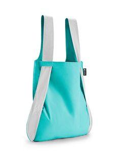 Notabag, Tasche und Rucksack