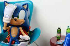 Mario ou Sonic? A maior disputa dos games - Sai da Minha Lente
