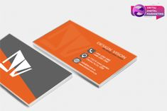 Business cards are part of the branding exercise that marketers take up to beat the competition. The cards do not merely hold contact details such as email address, phone number, website address, and others. Smart strategists turn the cards into impressive designs. The design speaks favorably for a business. Every design element like color, typeface, space, image, and logo, etc. has its planned use in the card for the desired impact.  #businesscards #businesscarddesign… Free Business Card Design, Business Cards, Free Design, Custom Design, Free Qr Code, File Organization, Email Address, Digital Marketing, Competition