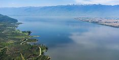 Lake Kerkini  #nature Greece, Mountains, Day, Nature, Travel, Greece Country, Naturaleza, Viajes, Destinations