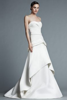 2 - The Cut Spring 2015 Bridal Ivy & Aster Collection