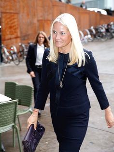 "Crown Princess Mette-Marit of Norway attended the HIV15 and EuroNGOs Conference held by ""The Norwegian Association for Sexual and Reproductive Health and Rights"" in Oslo on November 3, 2015."