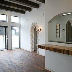 台所の壁のとこの格子窓つけたい