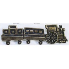 "Emenee Decorative Hardware ""Train"" Cabinet Handle"