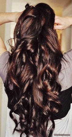 brown beautiful hairstyle - 99 Hairstyles Ideas
