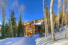 Lavish Equestrian And Ski Property In Utah, USA