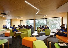 St Monica's College by Branch Studio Architects in Melbourne  ⊚ pinned by www.megwise.it #megwise #contract