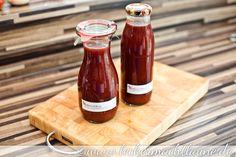 Zwetschgen-Ketchup   lecker macht laune