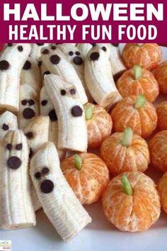 Halloween Finger Foods, Halloween Themed Food, Halloween Snacks For Kids, Halloween Desserts, Halloween Food For Party, Diy Halloween, Snacks Kids, Halloween 2020, Halloween Buffet