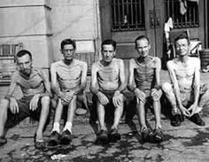 Vietnam War POW Camps - American POW pilots in the Hanoi Hilton, where one POW was Senator John McCain, a twice Presidential candate