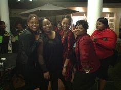 #MandelaMarathon #Redlands #PMB Mbeko & Mbali, Thuli, Comms #ROC w/ Amanda Xaba of #Mfendala Media photo IMG_3370.jpg