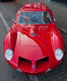Ferrari : Other Competition Le Mans Bizzarrini Iso Rivolta Breadvan Competition 1967