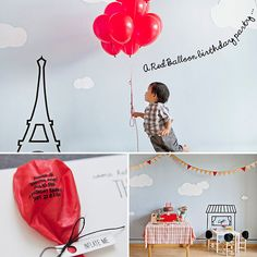 A french-themed party for the francophile! #BabyCeterBlog