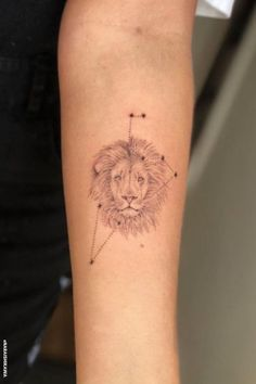 Does getting a cat or big cat tattoo appeal to you? There are many designs to find inspiration in - from regal lion tattoos to tiger tattoos and more. Click here for cat tattoo ideas and common meanings of them. Self Tattoo | Tattoo Ideas | Tattoo Designs | Mini Tattoos | Minimalist Tattoos | Tattoos | Tattoo Ideas Female | Tattoos For Guys | Lion Tattoo | Lion Tattoo For Women | Lion Tattoo Design | Cat Tattoo Small | Tiger Tattoo Sleeve | Tiger Tattoo Men Floral Tattoo Design, Skull Tattoo Design, Dragon Tattoo Designs, Tribal Tattoo Designs, Tiger Tattoo Sleeve, Big Cat Tattoo, Tribal Sleeve Tattoos, Tattoo Small, Horoscope Tattoos