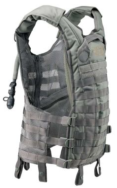 Camelbak Delta-5 Tactical Vest. Come on Army why don't we have this?!?