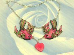 Love this necklace! Adorable and all tattooey! :3