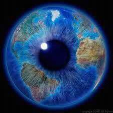 I like to see the world through this eye!