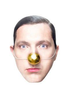 Marcel Wanders mask