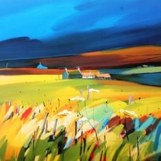 Pam Carter - Slates and Slopes