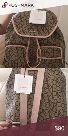 Calvin Klein backpack New Calvin Klein Bags Backpacks