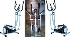 Sunny Magnetic Elliptical Trainer Review.
