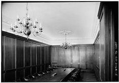 5 x 7 in. Southern Railways, Norfolk Southern, Second Floor, Savannah Chat, Georgia, Chandelier, Ceiling Lights, Flooring, Gray