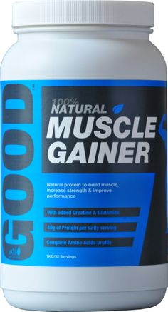 When your objective is to build muscle tissue, your body requires 1,5g to 2g of high quality protein per pound of body weight to support healthy muscle development. The nutrient-dense, alkaline-forming nutrition found in GOOD hemp supplements is the best building material available for constructing strong muscle cells. Protein is a crucial component for muscle repair and building, so too are essential fatty acids (Omega-3 and Omega-6), vitamins, minerals ...