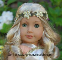 HARMONY CLUB DOLLS www.harmonyclubdolls.com Fits Amercian Gril Doll Clothes.