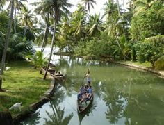 Homestay and Canoe tours from Munroe Island through the Ashtamudi Lake Backwaters. Kerala Backwaters, Andaman And Nicobar Islands, Kerala Tourism, India Tour, Tour Tickets, Semarang, Plan Your Trip, Travel Advice, Places To See