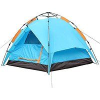 Today's Deals Generic Durable Outdoor 2 Person Tent Blue sale