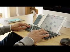 Logitech K780 Keyboard Lets You Switch Between 3 Devices | Ubergizmo