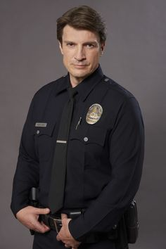 'The Rookie' Starring Nathan Fillion Officially Picked Up To Series By ABC