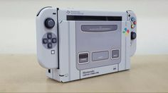 Learn about Look At This SNES-Themed Nintendo Switch http://ift.tt/2r3mvH8 on www.Service.fit - Specialised Service Consultants.